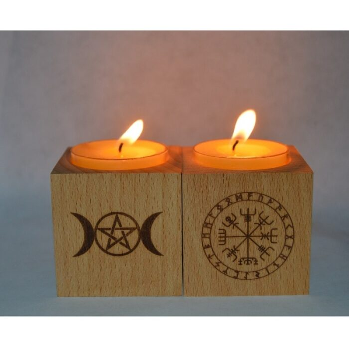 Mystical Candle Holders